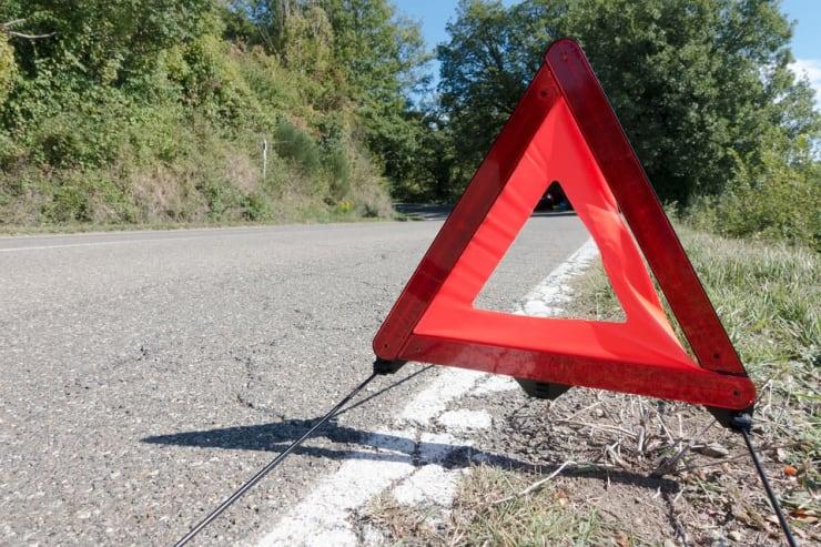 triangle rouge signalisation