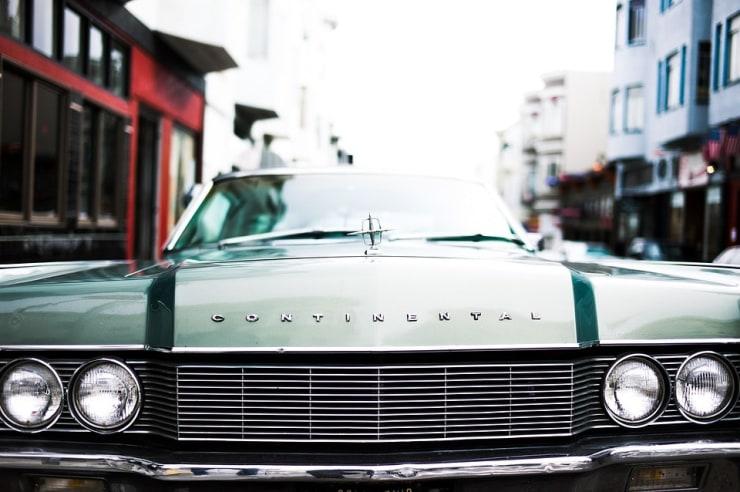 radiateur voiture verte