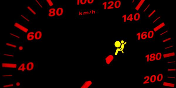 airbag voyant allumé