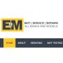 E & M MOT & Servicing