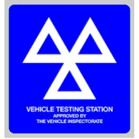 Vehicle Testing Station logo