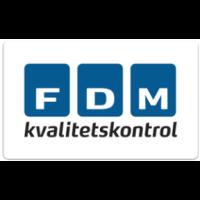 FDM kvalitetskontrol logo