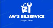 AWS Bilservice logo