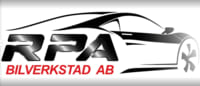 RPA - AD Bilverkstad logo
