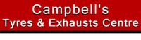Campbells Tyres & Exhaust logo