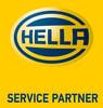 HMK Autoværksted - Hella Service Partner logo
