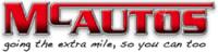 M C Autos logo