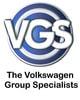 Volkswagen Group Specialists logo