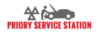 Priory Service Station - Euro Repar logo