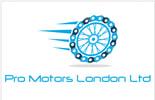 Pro Motors London Ltd. logo