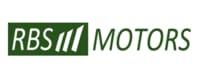 R B S Motors logo