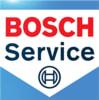 Bosch Car Service Blau logo