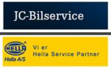 JC Bilservice - Hella Service Partner logo