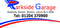 The Parkside Garage Company logo