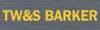 T W & S Barker logo
