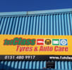 1st Class Tyres and Autocare LTD logo