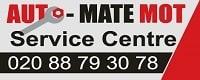 Automate MOT Centre logo