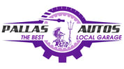 Pallas Autos logo