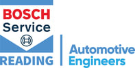 Bosch Service Reading logo