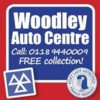 Woodley Auto Care Centre logo