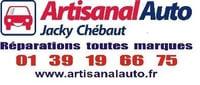 Artisanal Auto logo