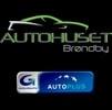 Autohuset Brøndby - AutoPlus logo
