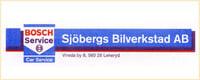 Sjöbergs Bilverkstad AB - Bosch Car Service logo