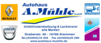 Autohaus Andreas Mühle GmbH logo
