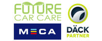 Future Car Care AB - MECA/Däckpartner logo