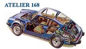 SARL ATELIER 168 logo