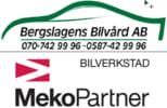 Bergslagens Bilvård i Nora - Mekopartner logo