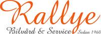 Rallye Bilvård & Service AB logo