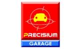 P.L.R Garage logo