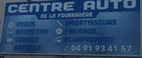 Centre Auto de la Fourragère logo