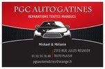 PGC Auto'Gatines logo