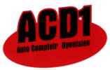 ACD ONE  logo
