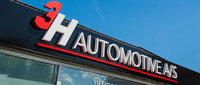 3H Automotive Roskilde A/S logo