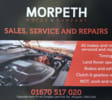 Morpeth Motor Company - Euro Repar logo