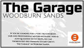 The Garage Wodburn Sands - Euro Repar logo