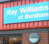 Ray Williams of Burnham - Euro Repar logo