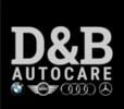 D & B Auto Care logo