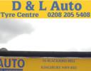 D & L Autos & Tyre Centre logo
