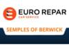 Semples of Berwick - Euro Repar logo