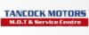 Tancock Motors logo