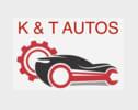 K & T Autos logo