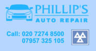Philip's Auto Repairs logo