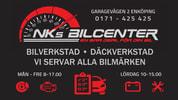 NKs Bilcenter & Bilverkstad logo
