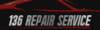 136 Repair Service logo