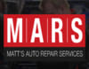 Matt's Auto Repair Services logo