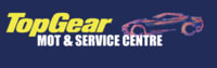 Top Gear M O T & Service Centre logo